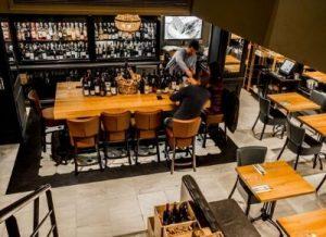 Vintage wine bar bistro athens