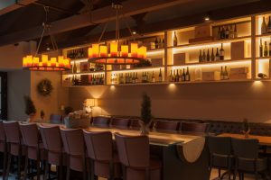 Party Space at our Wine Bar Restaurant-min