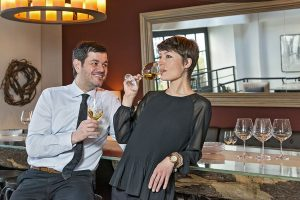 The owners Vintage bar and Bistro Athens