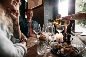 vintage wine bar bistro