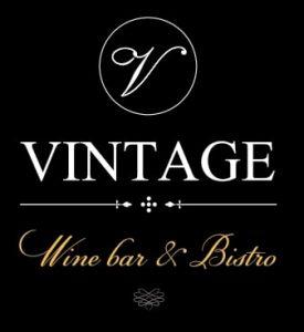 Vintage Wine Bar Bistro Athens Logo
