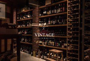 Vintage Wine Bar Bistro Athens Wine collection-min