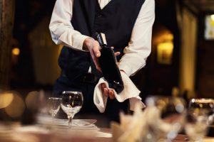 Waiter-Service-Wine