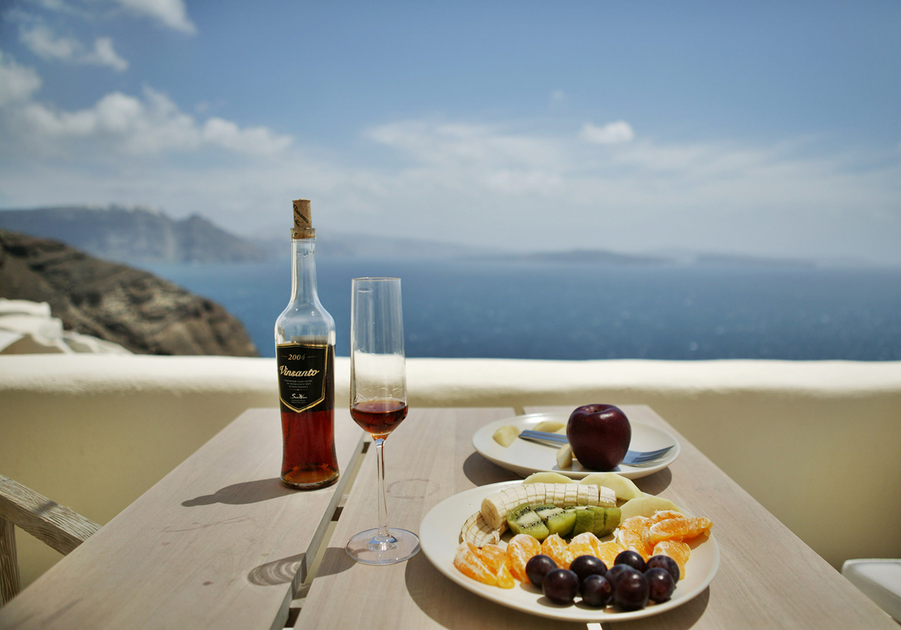 What makes Greek wine popular over others?